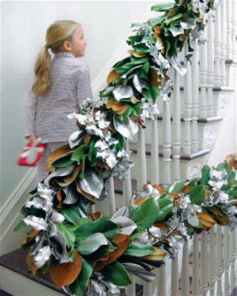 Artificial Pine Trees Home Decor decorar escaleras en navidad decoactual com