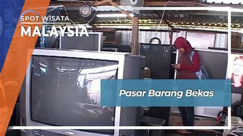 pasar barang bekas jalan rengit batu pahat johor malaysia