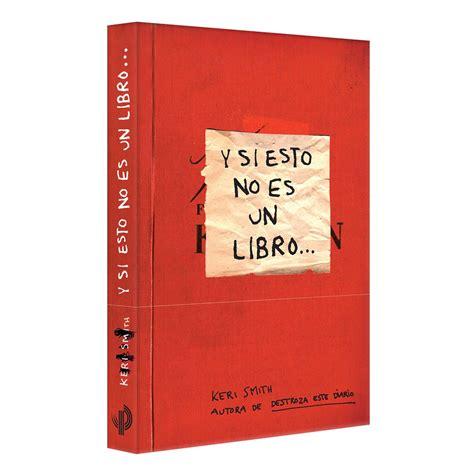 libro si esto es un y si esto no es un libro