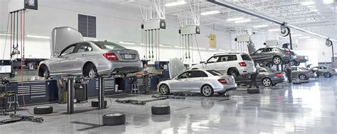 Service Center Mercedes by No One Knows A Mercedes Like A Mercedes Service