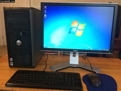 Komputer Dell Core2duo dell optiplex 330 2 duo 6 0 ghz 400 gb windows 7 20