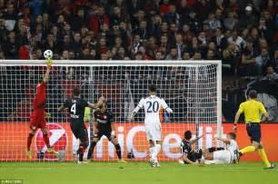 Scissor Finally Get A Well Earned by Bayer Leverkusen 0 0 Tottenham Hugo Lloris Pulls