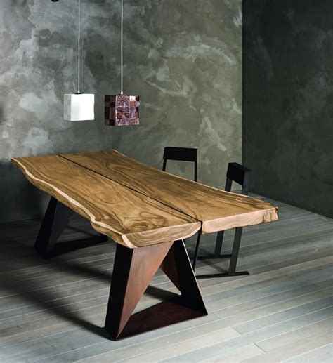 tavoli in rovere massiccio tavolo in legno massiccio di rovere o suar idfdesign