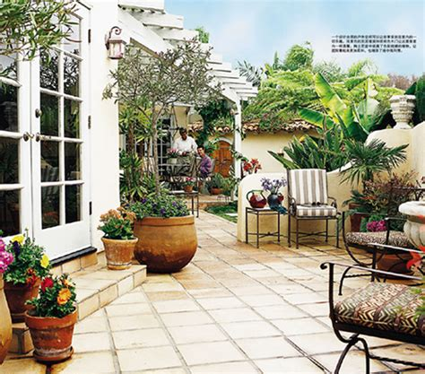 Garden Style Home Decor Mediterranean Style Garden Design Ideas Home Decoration Collection