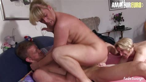 Letsdoeit Naughty Ffm With German Mature Swingers
