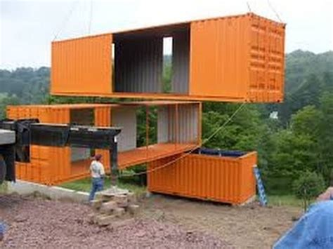 The 100 Most Amazing Shipping Container Homes   YouTube