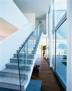 treppe mit glas treppe mit glas gel 228 nder bild 6 sch 214 ner wohnen