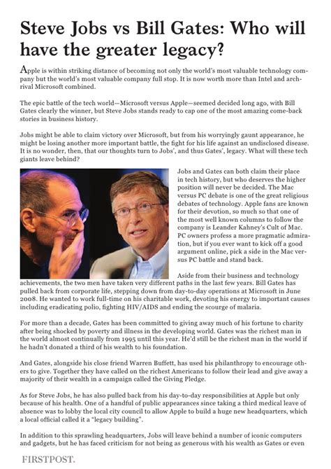 Bill Gates Letter To Steve steve ebook