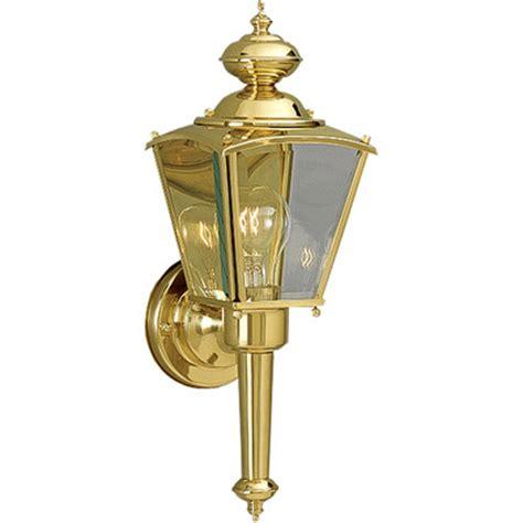 Brass Outdoor Lights Outdoor Lighting Brass Home Decoration Ideas