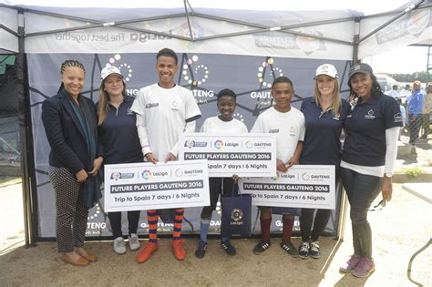 Talent Search Spain Trio To Spain Thanks To Future Players Gauteng Talent