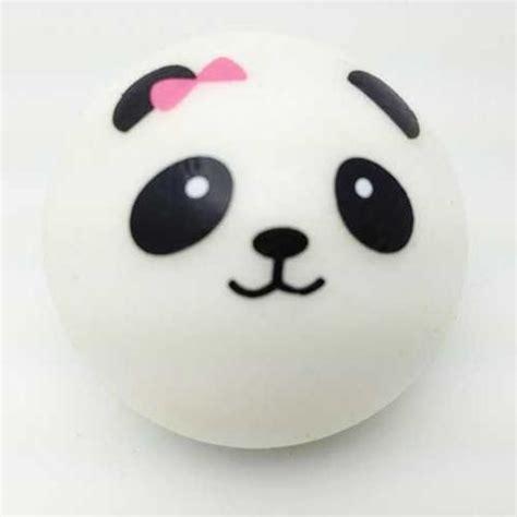 Panda Bun 17 best images about panda kawaii squishies on pink and blue