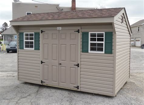 8x12 Metal Shed by 8x12 Salt Box Storage Shed Salt Box