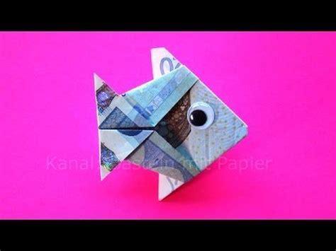 bootje van papier youtube geld vouwen schip bootje vouwen van geld youtube