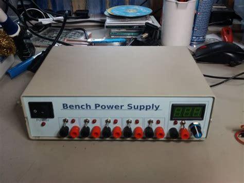 arduino bench power supply bench powersupply my scratchpad