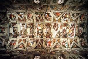 What Is Painted On The Ceiling Of The Sistine Chapel by Sistine Chapel Most Famous Places