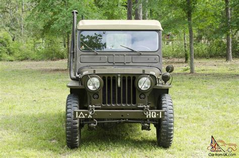 m38 jeep willys jeep military m38