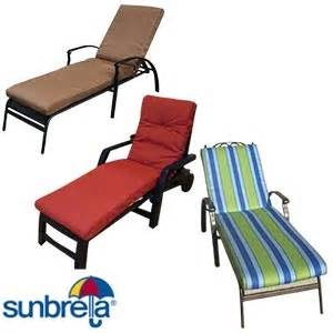 sunbrella chaise lounge cushions costco 17 best images about outdoor chaise bed on pinterest