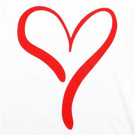 Kitchen Design Logo by Go Red Loop Heart Tee Aha Shop Heart