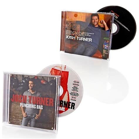 josh turner punching bag and icon 2 cd bundle was 19