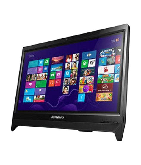 Lenovo C260 Lenovo C260 57 324793 All In One Desktop Intel Pentium