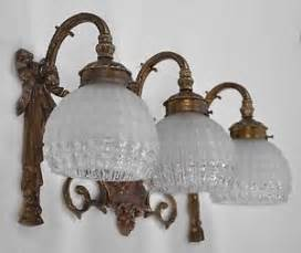 Vintage Style Vanity Lighting Vanity Bathroom Style Sconce C1950 Italian Ornate Vintage Antique Wall Light Ebay