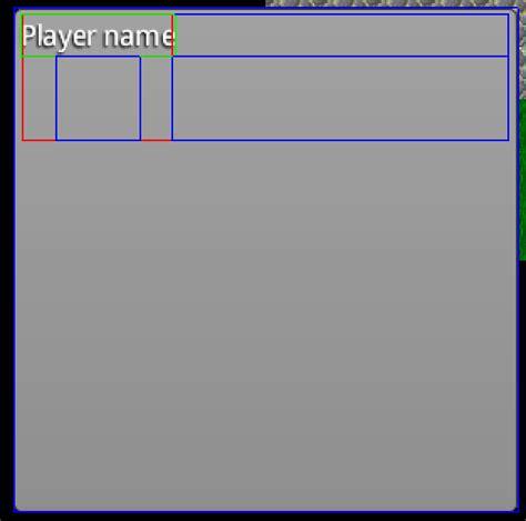 Grid Layout Libgdx | kotlin libgdx scene2d ui table inside table layout