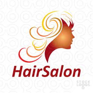 exclusive customizable logo for sale hair salon