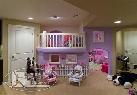 basement play area baby someday