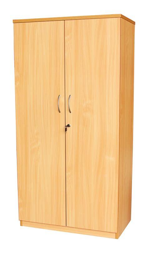 Cupboard Office - office cupboard in beech white or oak 1800mm