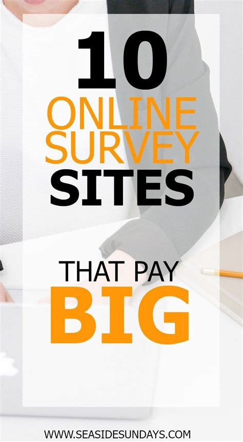 Online Survey Sites That Pay Cash - best 25 online survey ideas on pinterest surveys to make money online survey sites