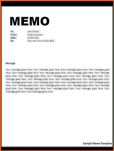 Memo Template To Related Keywords Suggestions For Memo Form