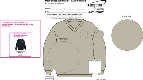 section 111 of public law 110 173 4imprint com microfiber windshirt embroidered 141606 e