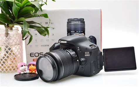 Canon Eos 600d Bekas jual kamera dslr canon 600d fullset bekas jual beli