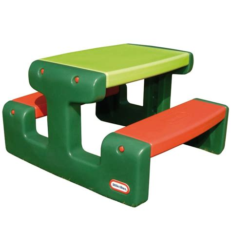 little tikes picnic bench vidaxl co uk little tikes junior picnic table green and