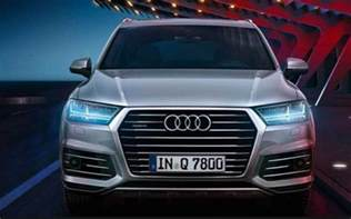 audi q7 etron release date cars for you