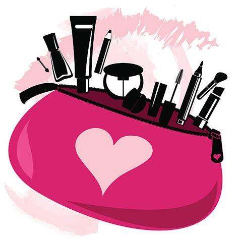 makeup clip royalty free make up bag clip vector images