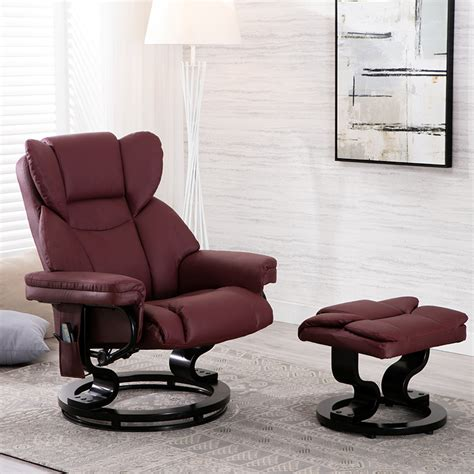 Reclining Chair With Heat by Trento Heat And Swivel Recliner