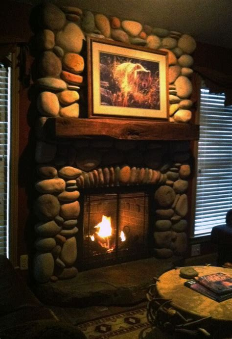 gas fireplaces fireplaces and rustic on