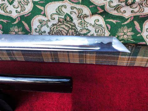 Kujang Aren Bahan Baja Per pabrik pedang katana samurai senjata silat