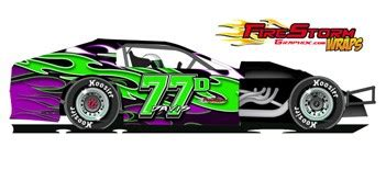 Stir Racing Sporty Cool Color Green the gallery for gt dirt race car designs