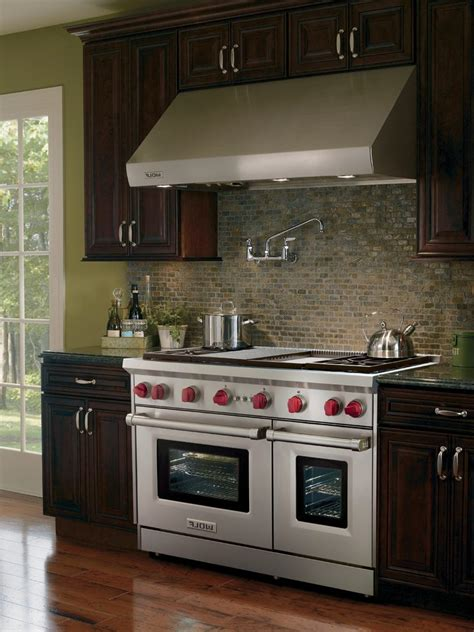 kitchen island with freestanding stove transitional impressive wolf rangetop kitchen transitional with outdoor