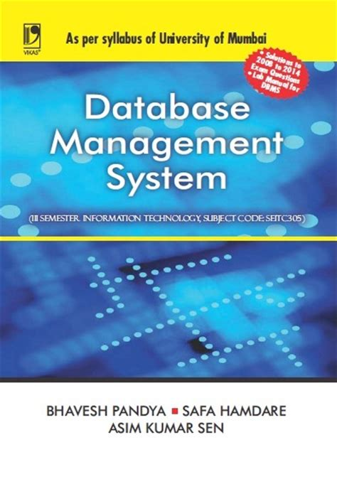 Review Related Literature Database Management System by Database Management System By Bhavesh Pandya