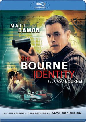 pelicula caso bourne the bourne identity el caso bourne blu ray de doug