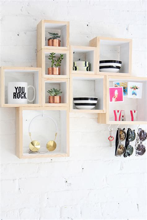 10 DIY Storage Solutions   The Crafted Life