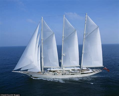 how much is the biggest boat in the world inside the 53m largest sailing yacht in the world daily
