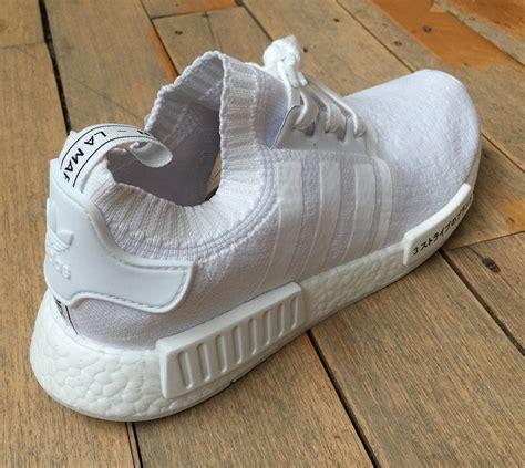 Adidas Nmd R1 Sashiko Japan White Po adidas nmd r1 japan boost black white sneakernews