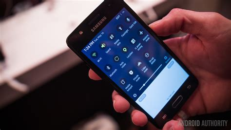 Samsung Z4 Impressions Using Tizen On The Samsung Z4 Android Authority