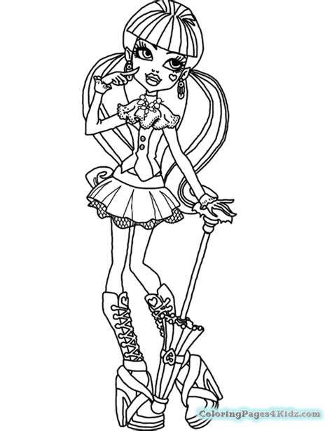 monster high coloring pages baby draculaura monster high coloring pages baby draculaura coloring