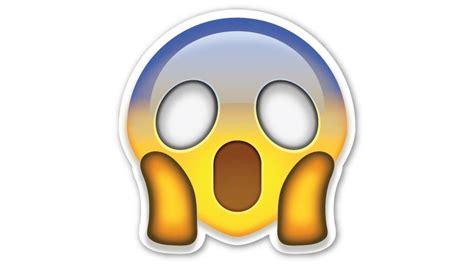 imagenes de emoji asustado whatsapp estos son los emojis m 225 s usados en la app fotos