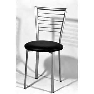 chaise de cuisine en m 233 tal molly